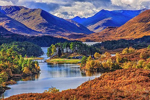 Glen Affric in Spring by John Frid
