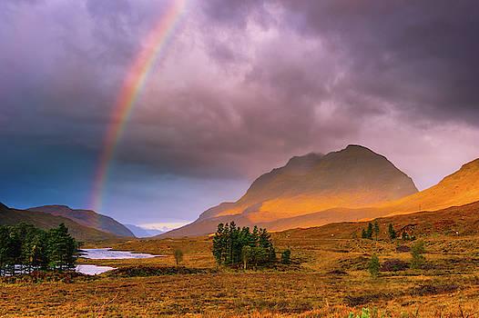 David Ross - Glen Torridon rainbow
