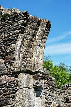 Bob Phillips - Glendalough Cathedral Arch Ruin