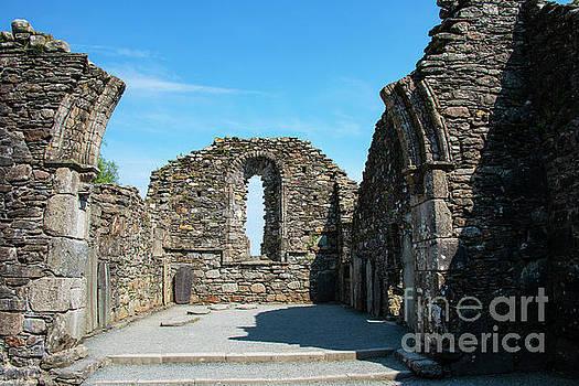 Bob Phillips - Glendalough Cathedral Ruins