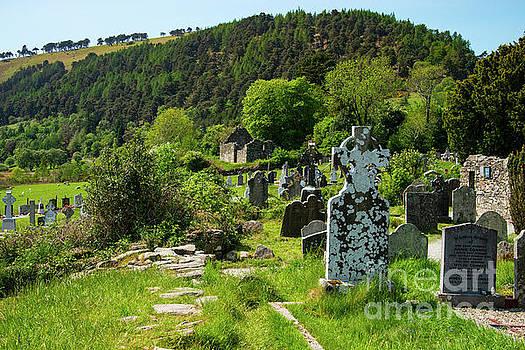 Bob Phillips - Glendalough Cemetery and St. Mary