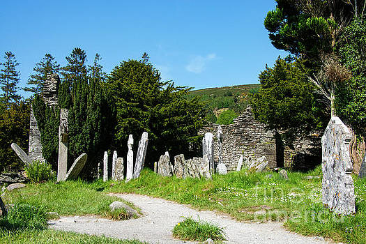 Bob Phillips - Glendalough Monastic City Cemetery