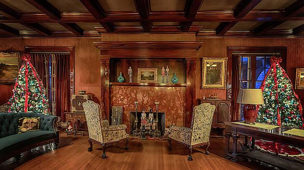 Susan Rissi Tregoning - Glensheen Living Room #1