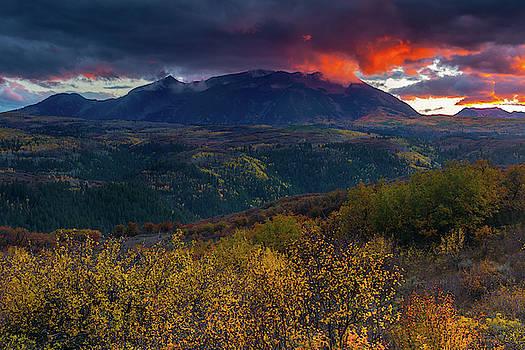 Glimpse Of Heaven by John De Bord