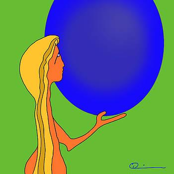 Globe by Jeff Quiros