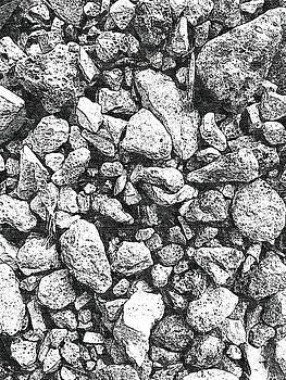 Rocks 111 by Lan Kwon