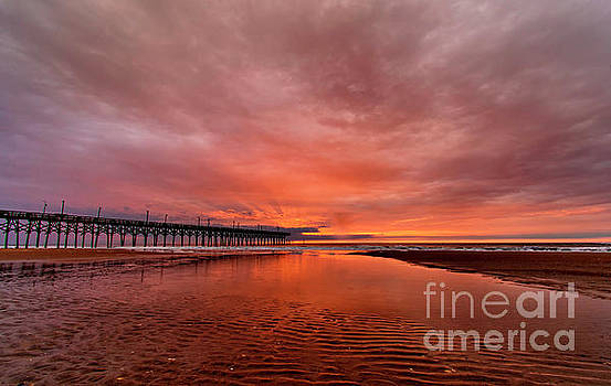 Glowing Sunrise by DJA Images