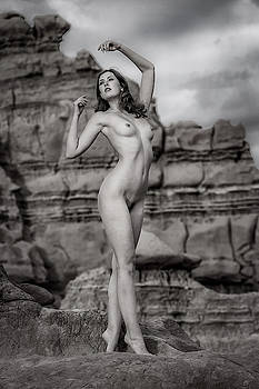 Mike Penney - Goblin Valley Nude 201