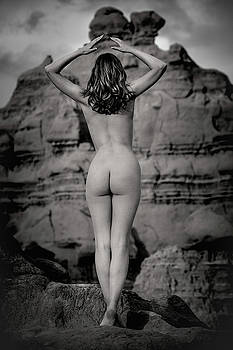 Mike Penney - Goblin Valley Nude 202