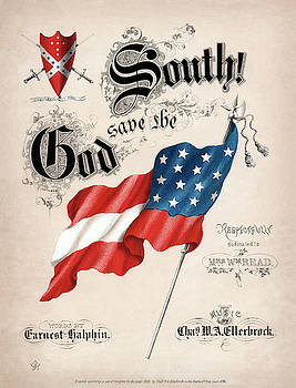 Daniel Hagerman - GOD SAVE the SOUTH 1863
