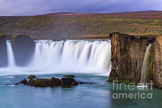 Godafoss waterfall, Iceland by Henk Meijer Photography