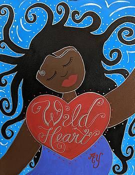 Goddess of Wild Hearts by Angela Yarber