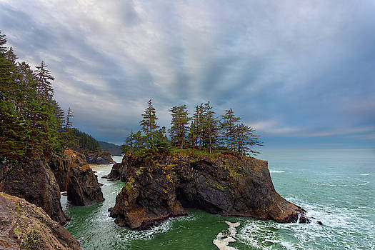 Godfather of Sea Stacks by Brian Knott Photography