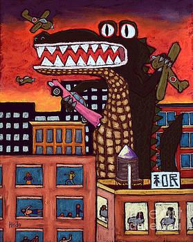 David Hinds - Godzilla