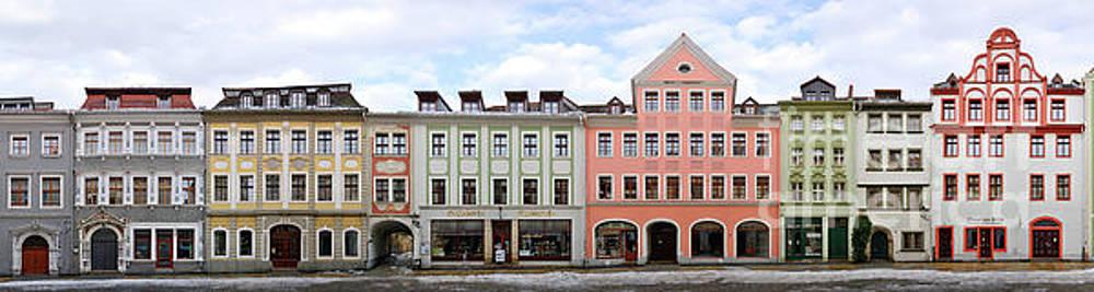 Goerlitz Bruederstrasse Streetline by Joerg Dietrich