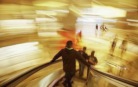 Going in circles by Peter Thoeny
