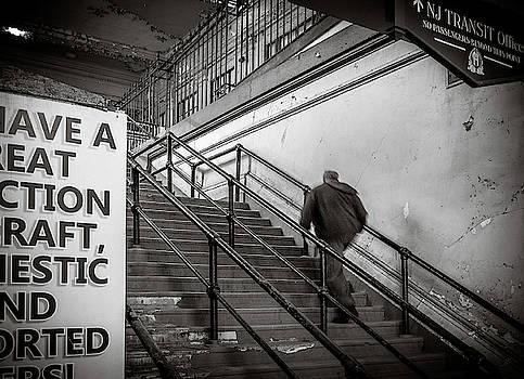 Going Up by Steve Stanger