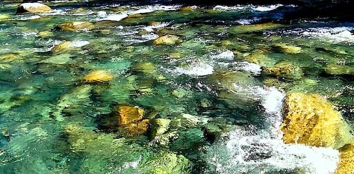 Gold Creek Wash by John Lyes