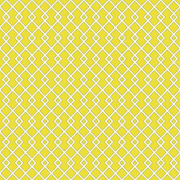 Gold Diamond Pattern by Ross