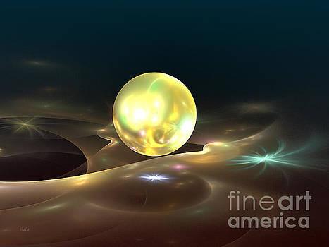 Golden Bead by Galina Lavrova