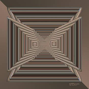 Golden Eye Tricks Three by Diane Parnell