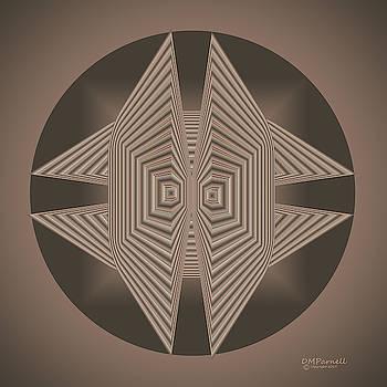 Golden Eye Tricks Two by Diane Parnell