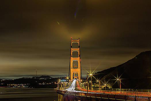 Julieta Belmont - Golden Gate Bridge, San Francisco