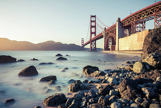 Golden Gate Bridge by Nicole Young