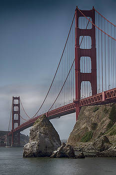 Golden Gate Faded Color by Debby Richards