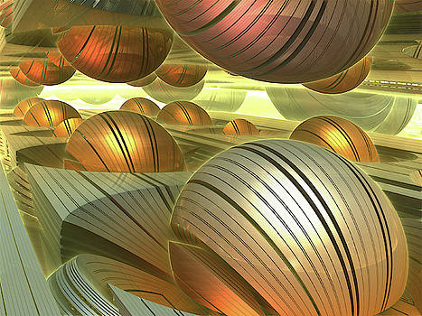 Golden Globes by Grant Osborne