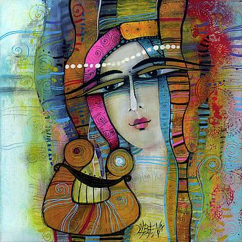 Golden melody by Albena Vatcheva