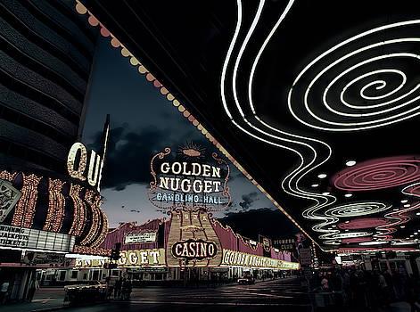 Golden Nugget - Old Las Vegas by Daniel Hagerman