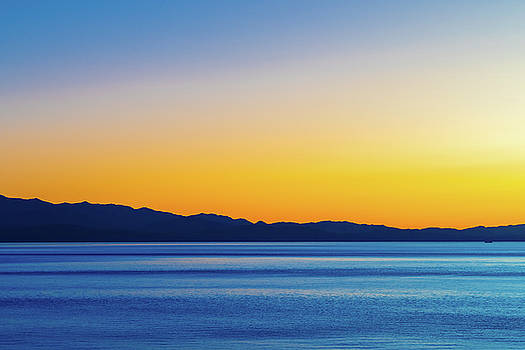 Golden Sunset Series V I by Debbie Ann Powell