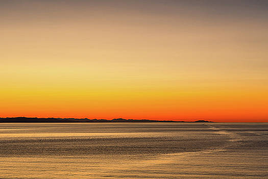 Golden Sunset Series V I I by Debbie Ann Powell