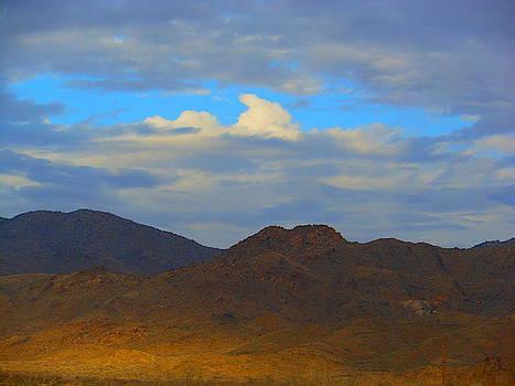 Golden Valley Arizona by James Welch
