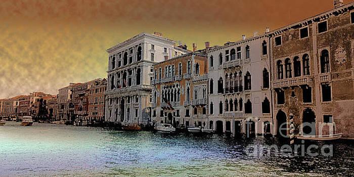 Golden Venice by Lutz Roland Lehn