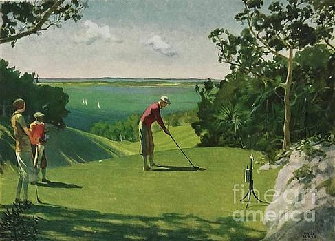 Flavia Westerwelle - Golf 1938