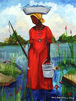 Gone Fishing by Diane Britton Dunham