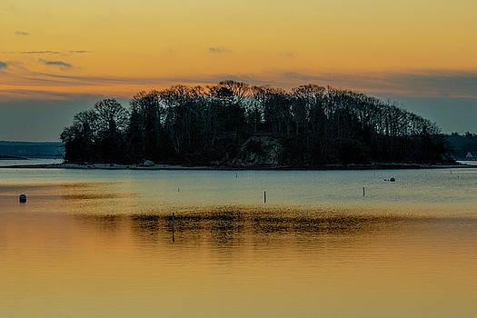 Good Morning Wicket Island by Sharon Mayhak