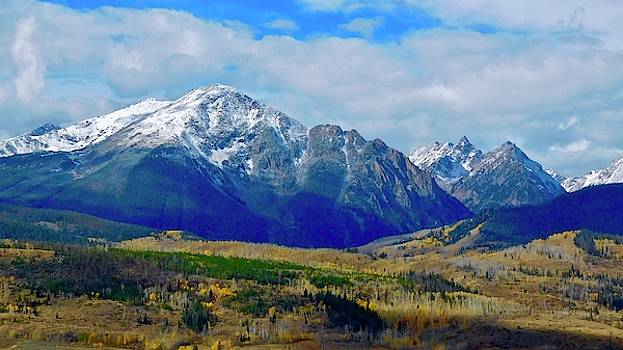 Gore Mountain Range by Dan Miller