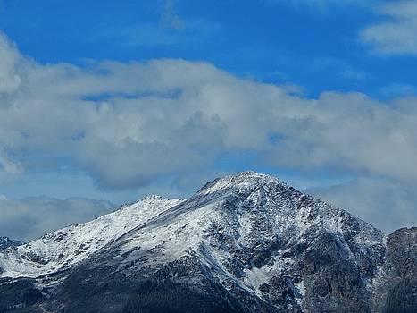 Gore Range Mountains by Lukas Miller