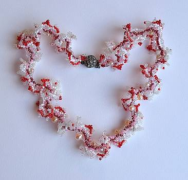 Gorgeous necklace by Inessa Williams
