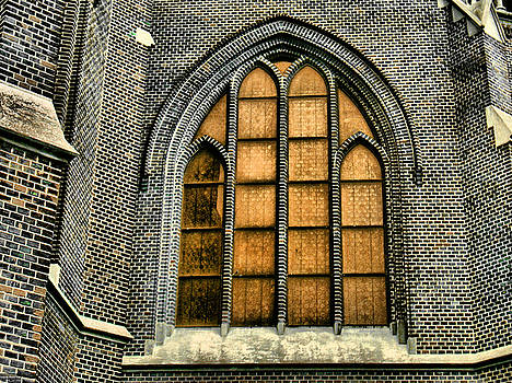 Jonny Jelinek - Gothic Church Window