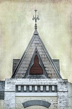 Gothic Victorian Rooftop Architecture by Melissa Bittinger