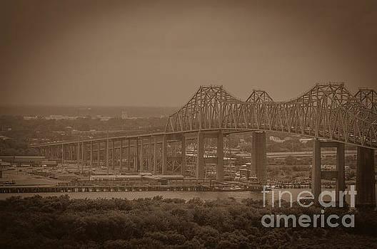 Dale Powell - Grace and Pearman Bridges - Charleston South Carolina