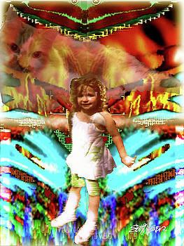 Gracie in Wonderland by Seth Weaver