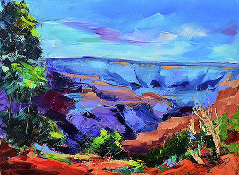Grand Canyon Serenity by Elise Palmigiani