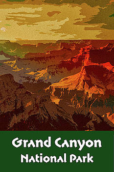 Grand Canyon National Park by Chuck Mountain