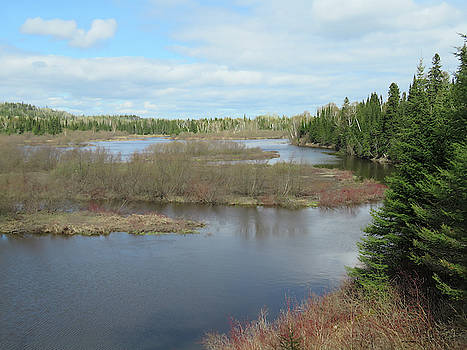 Grand Portage by Alison Gimpel