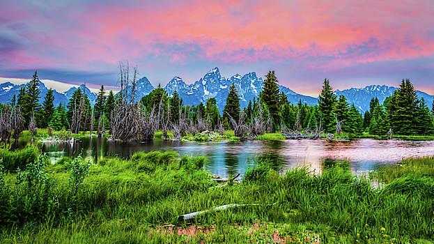 Grand Sunset by Hamish Mitchell